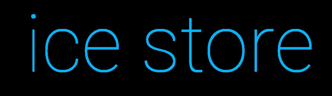 ICE STORE | Distributeur de glaçons